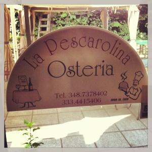 Ostería La Pescarolina